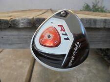 Taylormade R11 3-15 Fairway 3 Wood Golf Club Left Hand Graphite Shaft Stock Grip