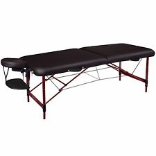 "Master Massage Zephyr Aluminum Lightweight 28"" Portable Table Minor Defective"