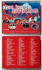 Voglio divertimento/45 o-Hits cosa rosa, Ace Cats, Lassie Singers... box con 3 CD Top