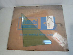 NOS 1963-1964 FORD GALAXIE SEDAN, STATION WAGON TINTED VENT WINDOW GLASS, NEW