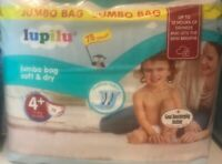 lupilu nappies - various sizes - Tracked Postage