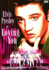 Loving You-Elvis Presley (2004, DVD NEW)