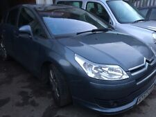 Citroen C4 2.0 Hdi 16v Grey Breaking For Spare Parts Listing For Wheel Nut Rhr