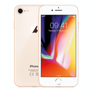 Apple iPhone 8 - 256GB - Gold (Unlocked) A1905 (GSM)  **12 Month Warranty**