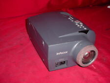In Focus LP 725 3 LCD Projector, 750 Lumens, 300:1 Contrast, 4:3 Aspect, 800X600