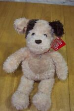 "Gund MAKE A PROMISE PUPPY DOG 16"" Plush Stuffed Animal"