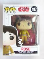 FUNKO POP VINYL | STAR WARS | ROSE 197