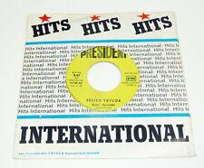 """FELICE TAYLOR """" Suree-Surrender """" german M- 1968 flc 45 President 60s Soul 7"""""""