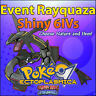 ⭐️ Shiny ⭐️ Rayquaza 6IV Galileo Event Legendary - Pokemon ORAS ROZA Guide