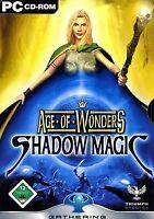 Age of Wonders: Shadow Magic von Take-Two   Game   Zustand gut