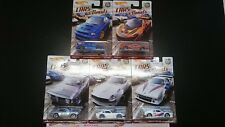 Lot 5 Hot Wheels Pop Culture Cars & Donuts  (N17)