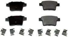 Disc Brake Pad Set-ProSolution Semi-Metallic Brake Pads Rear Monroe FX1071