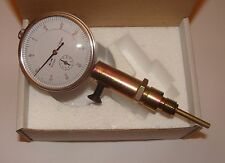 PIGE DE CALAGE M12x1,25 Comparateur de point mort pour régler de l'allumage NEUF