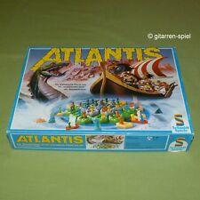 Atlantis Taktisches Abenteuerspiel von Schmidt Spiele  ©1988 Rar Top!
