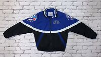 Vintage 90's MLB Toronto Blue Jays Starter Windbreaker Jacket Full Zip Mint Rare