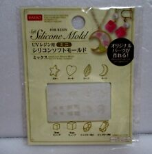 Japanese Handcraft Tool  Silicone Mold Mni parts For Uv Resin DAISO