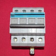 Hager FI-Schalter Leitungsschutzschalter X463C 4x63A (297)