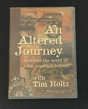 Ranger Tim Holtz An Altered Journey DVD Discover The World Of Inks Paper Beyond