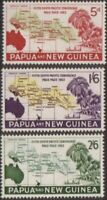 Papua New Guinea 1962 SG36-38 South Pacific Conference set MNH