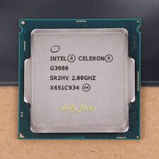 Intel Celeron Dual-Core G3900 SR2HV 2.8 GHz BX80662G3900 CPU Processor 8 GT/s