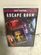 ESCAPE ROOM DVD 2019 MOVIE HORROR MYSTERY - NO DIGITAL