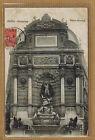Cpa Paris - fontaine Saint Michel wn0557