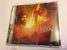 PARTITION (Brian Tyler) OOP 2007 Varese Score Soundtrack OST CD NM
