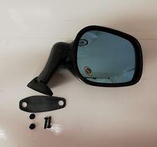 Specchio specchietto rearview mirror moto STD enduro epoca classic vintage BLUE
