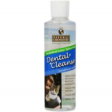 Natural Chemistry Dental Cleanse Oral Hygine Treatment Waterbowl Additive for