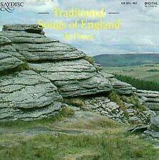 Jo Freya - Traditional Songs of England [CD]
