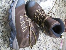 NEW WOLVERINE BLACKLEDGE FX WATERPROOF BOOTS MENS 12 WORK OR HIKING WINTER BOOTS