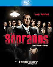 THE SOPRANOS - COMPLETE COLLECTION - BLU-RAY - REGION B UK