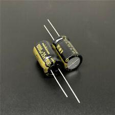 Nichicon  UMW1A101MDD  Audio  100uF 10V  8x4mm RM3,5  85°C   NEW  #BP 10 pcs