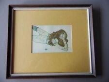 Nudes Art Prints Paper Egon Schiele