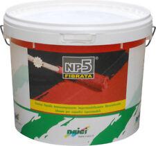Guaina Liquida Impermeabilizzante per Terrazzi 10 kg Grigia Naici NP5