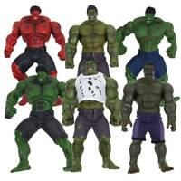 "10"" 26CM Marvel Legends The Avengers Incredible Hulk Red Hulk Loose Figure  Toys"