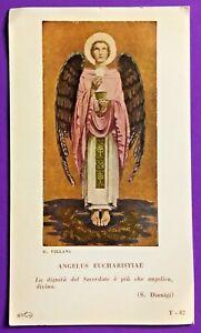 SANTINO HOLY CARD, L'ANGELO DELL'EUCARESTIA -RIF. 10178