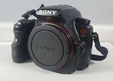 Sony Alpha a37 16.1MP Digital SLR Camera Body Black.