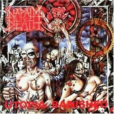 Napalm Death - Utopia Banished CD NEU OVP