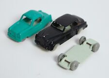 VINTAGE INGAP 1950's PLASTIC CARS 1:87 MADE IN ITALY HO Scale Nash, Rolls Royce