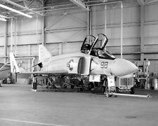 MCDONNELL F-4A PHANTOM II JET AIRCRAFT 8X10 PHOTO NASA