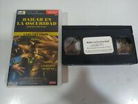 Bailar en la Oscuridad Lars Von Trier Bjork - VHS Cinta Tape Español - 3T