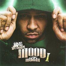 Mood Muzik, Vol. 1 by Joe Budden (CD, Aug-2009, Amalgam Entertainment)