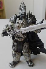 """World of Warcraft The Lich King Arthas 7"""" Action Figure Toy Brand New"""