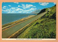 The Cabot Trail - Cape Breton Nova Scotia NS Used Postcard