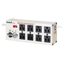 TRIPP LITE ISOBAR ULTRA Surge Protector Strip 8 Outlet Gray