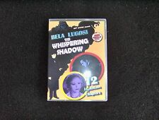 THE WHISPERING SHADOW CLIFFHANGER SERIAL 12 CHAPTERS 2 DVDS