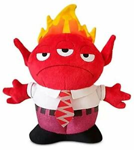 Disney Store Alien Remix as Inside Out Anger Plush Soft Toy