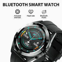 Bluetooth Call Smart Watch Phone Mate Heart Rate Fitness Tracker For iOS Android