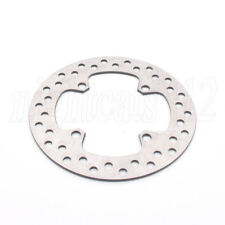 Rear Brake Disc Rotor For Kawasaki KFX 400 02-06 Suzuki Quadsport LTZ400 03-15